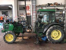 Riparazione trattori di varie marche
