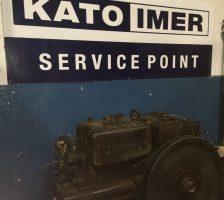 Centro autorizzato KATO IMER per assistenza e ricambi